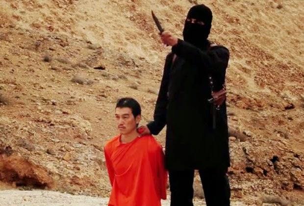 Estado Islamico publica video de supuesta decapitación de japonés Kenji Goto