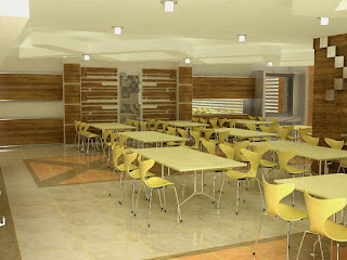 gambar desain cafetaria