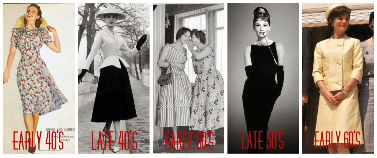 Haute Couture - Fashion History Costume Trends and 60