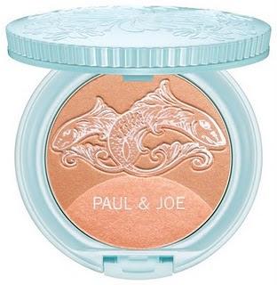 Paul&Joe Blue Horizon Poudre Bronzante B