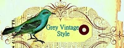 Grey Vintage Style