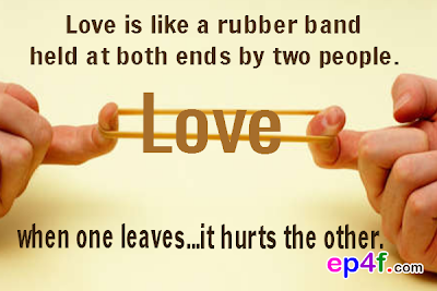 love each other, most people in relationships don't love each other