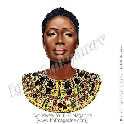 moda africana, moda mujeres en africa