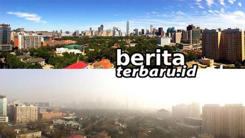 Polusi Udara Indonesia Peringkat 8 Paling Berbahaya