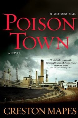 CFBA Tour Review: Poison Town by Creston Mapes