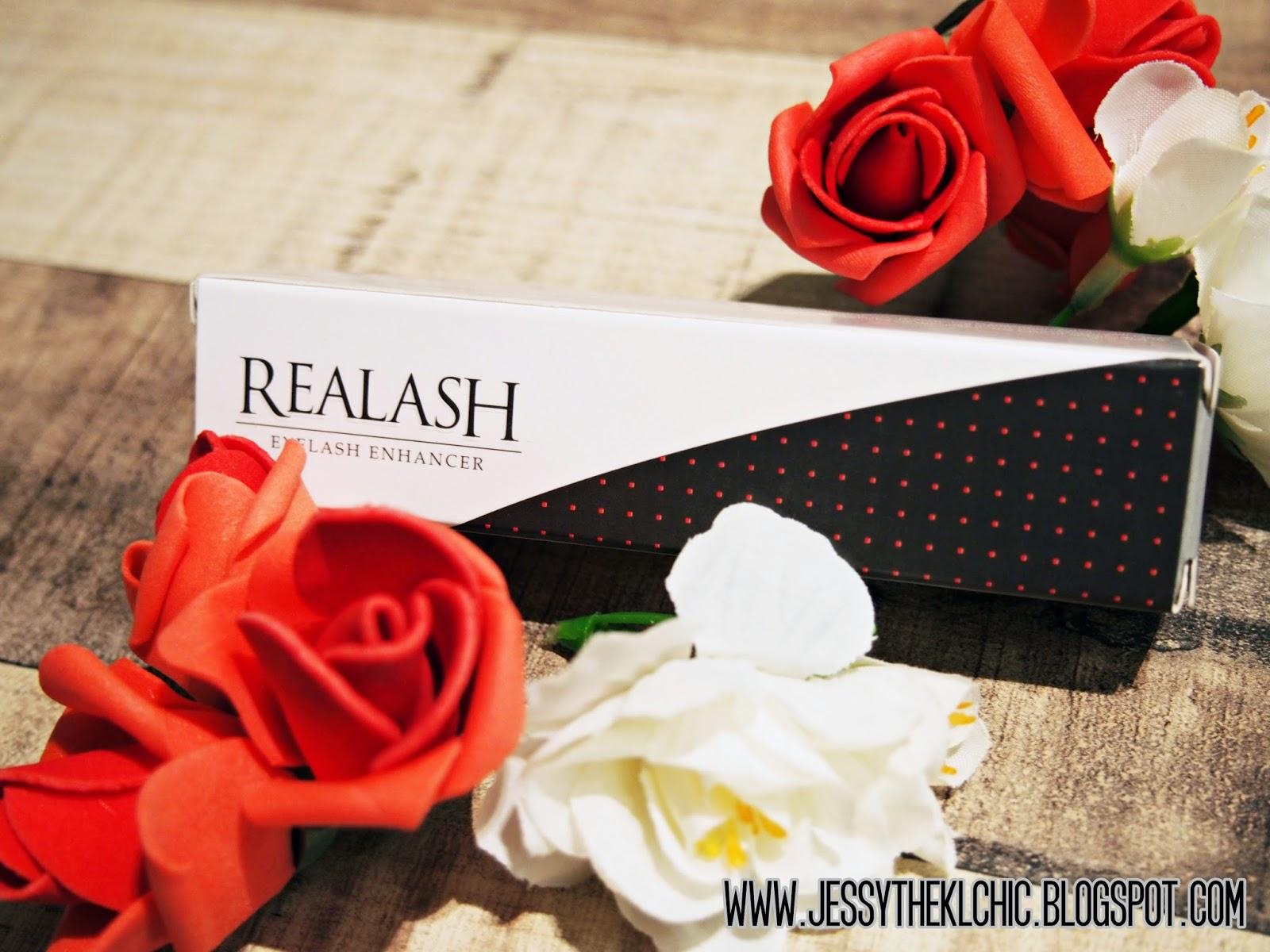 Beauty: Realash, Eyelash Enhancer