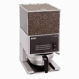 BUNN LPG Low Profile Portion Control Grinder