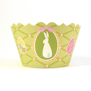 Free download Easter iPad wallpaper 24 madeliene bunny chick easter cupcake wrapper