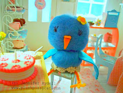 """Bluebelle Celebrates Her Birthday"""