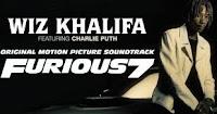 Lirik Dan Kunci Gitar Lagu Wiz Khalifa - See You Again ft. Charlie Puth