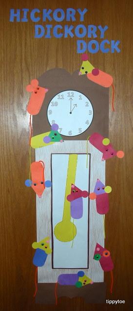 hickory dickory dock activities for preschool tippytoe crafts hickory dickory dock mice 425