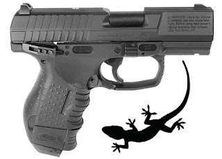 Misteri Pistol Mainan Tembak Cicak Malam Jumaat