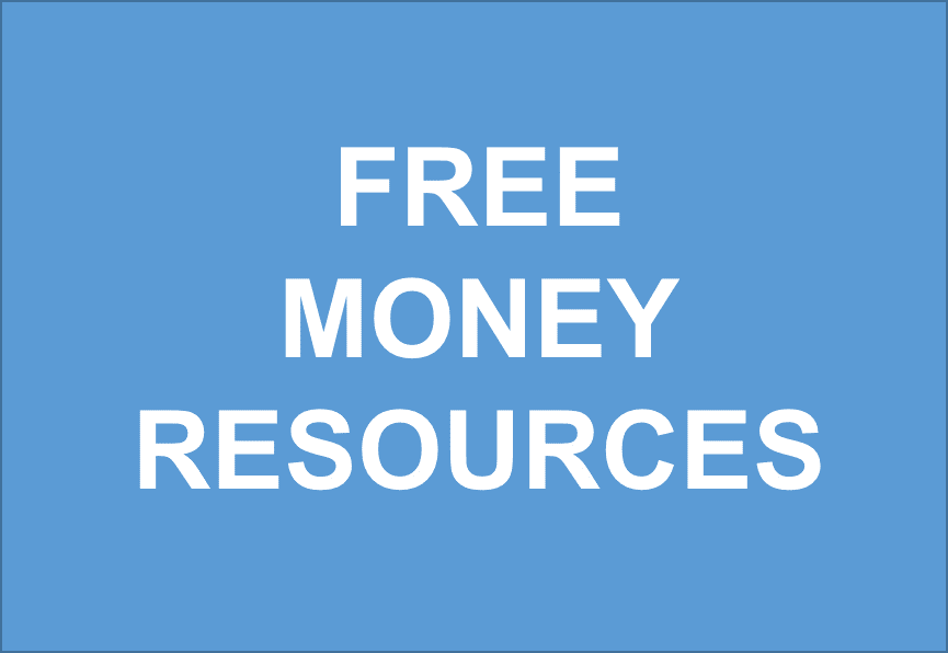 FREE MONEY RESOURCES