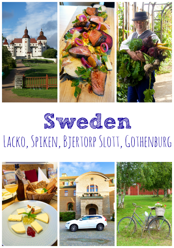 sweden%2B2%2BCollage Sweden Part Two {Lacko, Spiken, Bjertorp Slott, Gothenburg}