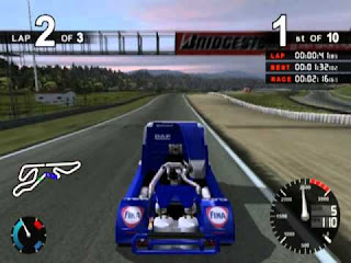 Free Download Games Super Trucks Racing II PS1 ISO Full Version