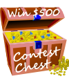 contest corner giveaway logo