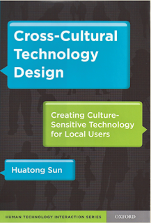 Cross-Cultural Technology Design Book Cover
