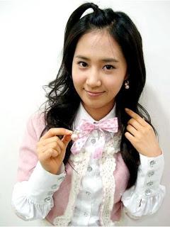 Model Rambut Ala Cewek Korea
