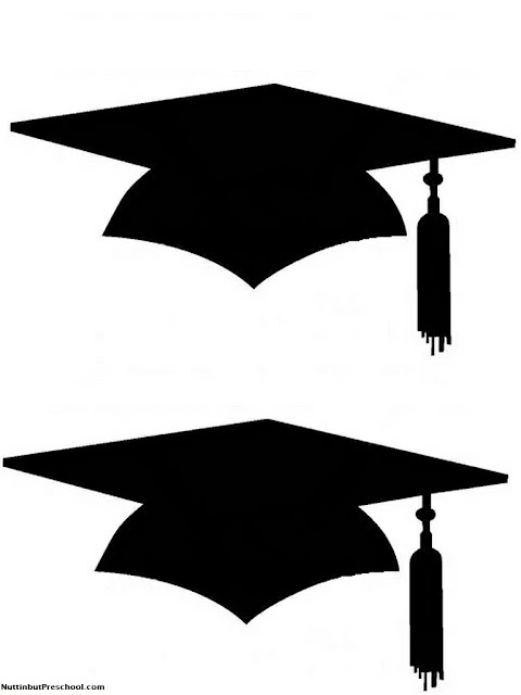 Lindo Mini Kit de Graduación para Imprimir Gratis.