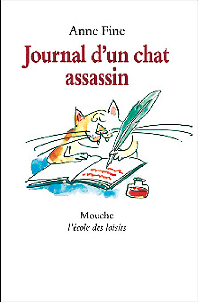 Le journal d'un chat assassin EPUB