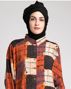 10 Trend Model Hijab Modern untuk Pesta