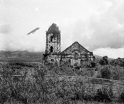 Cagsawa Church in Albay