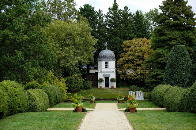 Paca house and Garden-Annapolis-Maryland-Travel The East