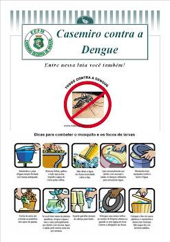 Campanha Casemiro contra a Dengue
