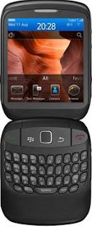 Spesifikasi BlackBerry Style 9670