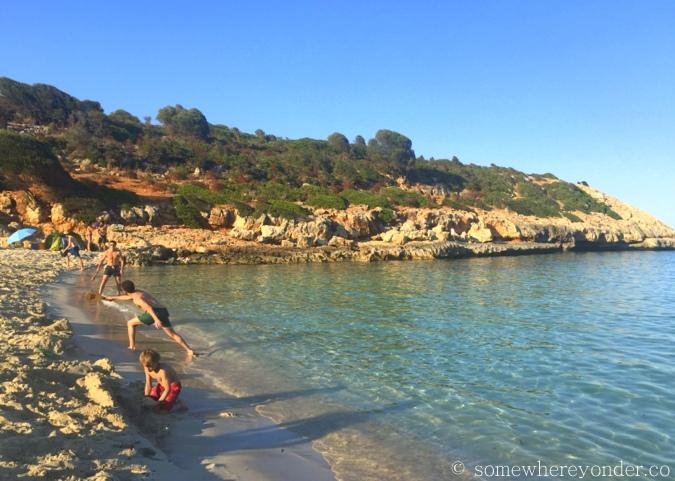 Beach paradise - Cala Vaques, Mallorca Spain