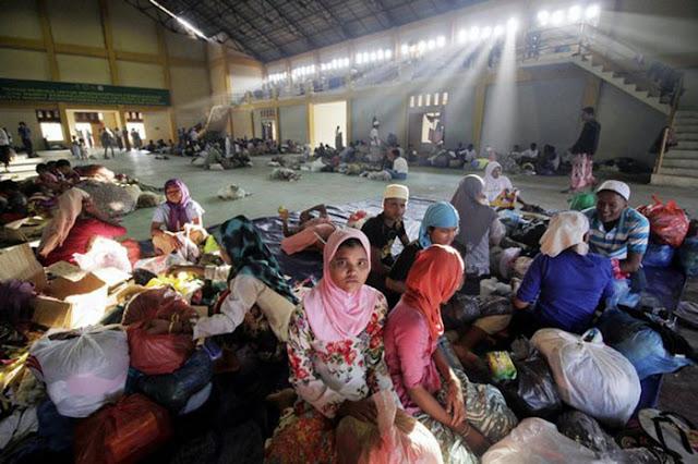 Pelarian Rohingya Dakwa Dirogol Geng Indonesia