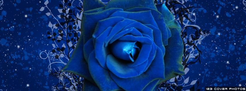 Blue FB Cover