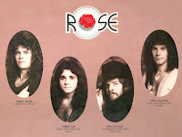 Rose lineup in 1977