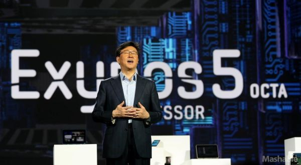 Samsung Pamer Prosesor Delapan Otak Exynos5 Octa