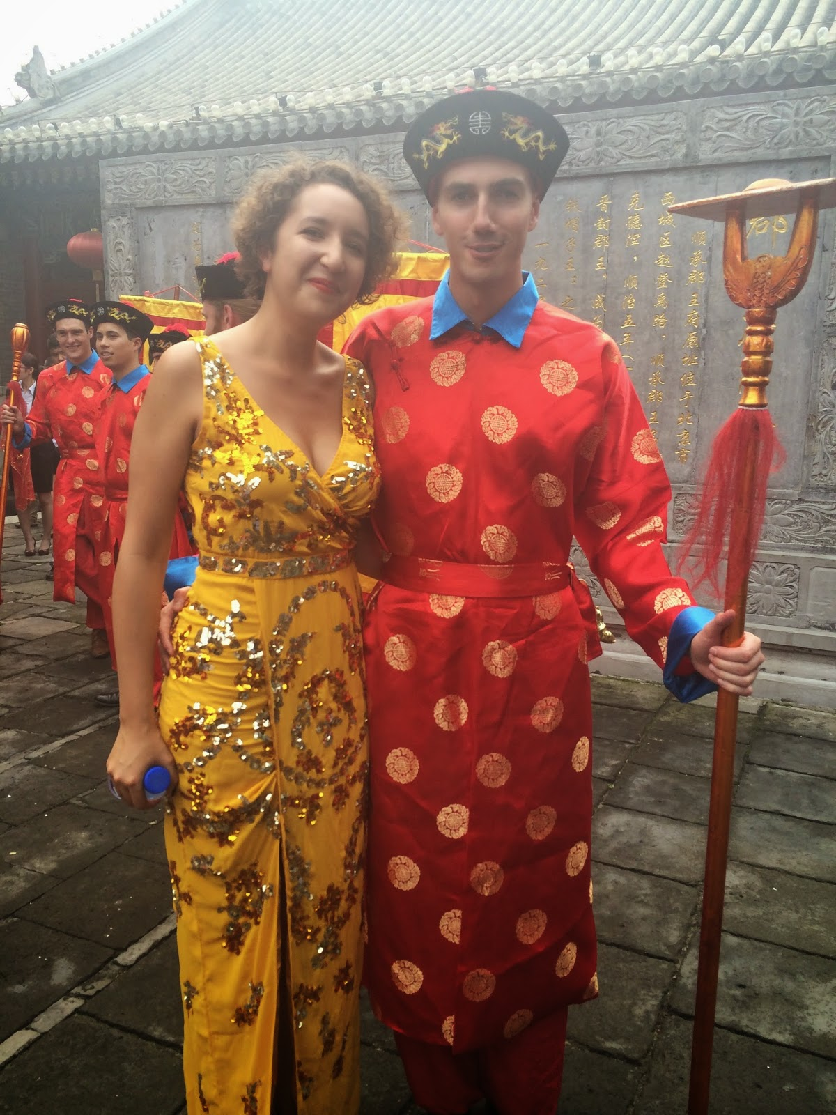 A Traditional Chinese Wedding In Beijing
