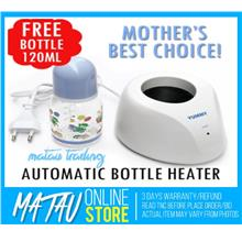 Baby Milk Bottle Warmer With FREE Bottle