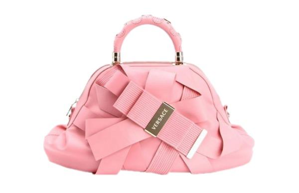 bag pink versace 2013
