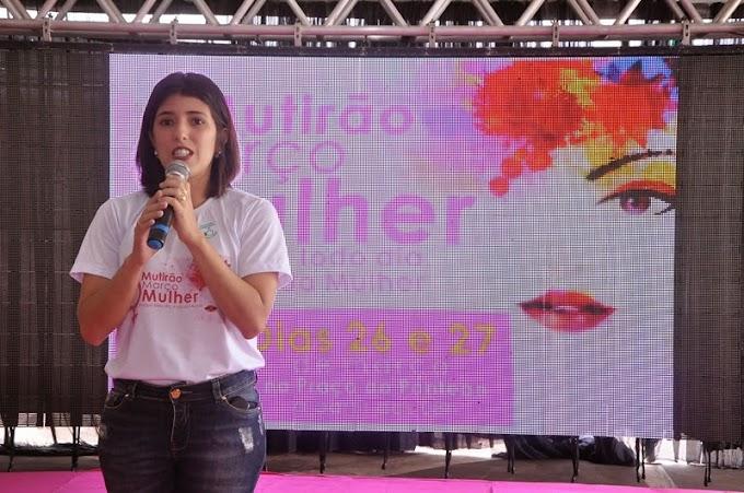 Prefeitura de Caxias realiza Mutirão Março Mulher