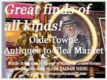 The Olde Towne Antiques To Flea Market