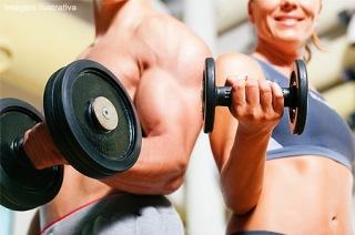 masa muscular Você não precisa seguir a última moda para obter um bom treino
