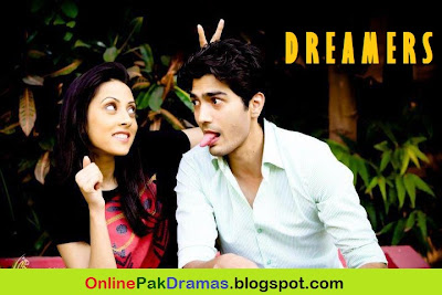 Dreamers is all about the youth and college students. Dreamers is a Love triangle story of Furqan Qureshi as Agha, Annie Jafri as Maya and  Shahzad Sheikh as Micky.