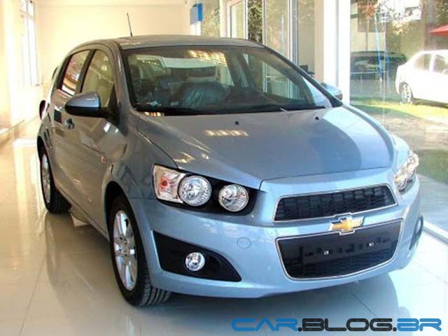 Chevrolet Sonic HATCH 2013