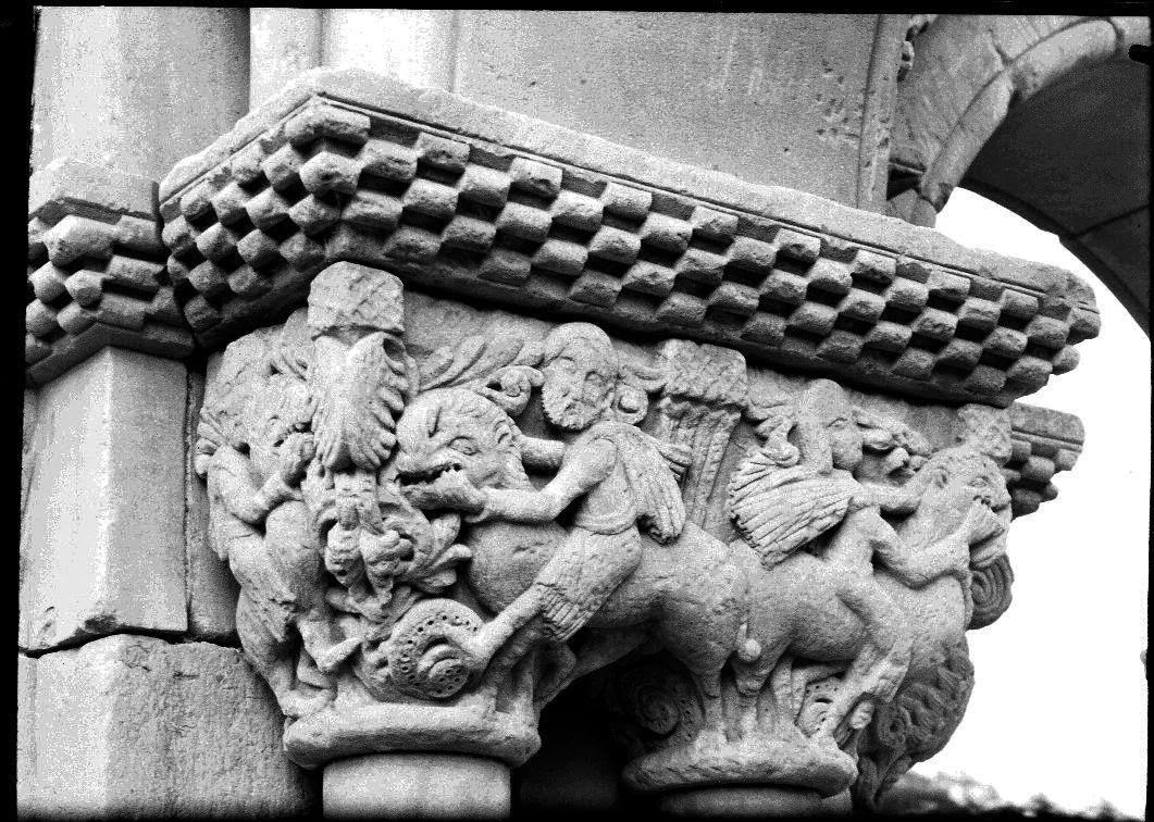 Sansón desquijarando al león