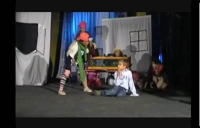 Férias da Páscoa no Teatro
