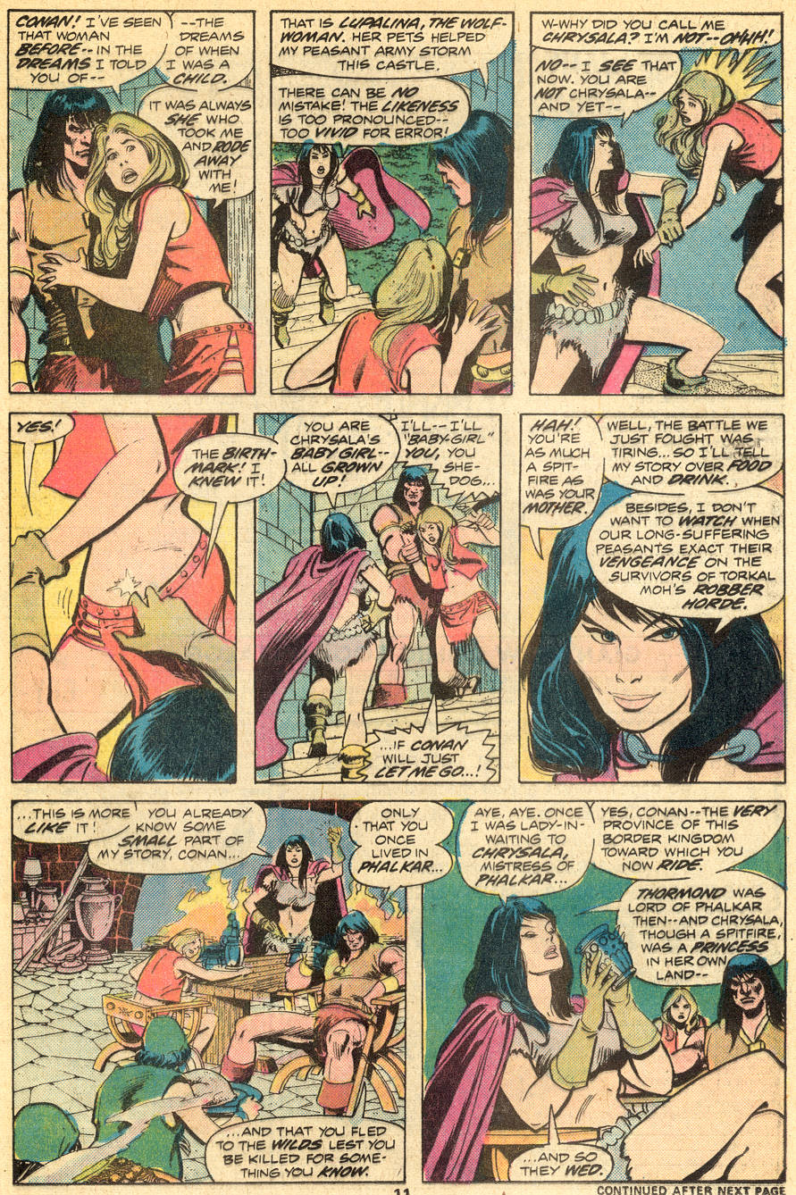 Conan the Barbarian (1970) Issue #50 #62 - English 8