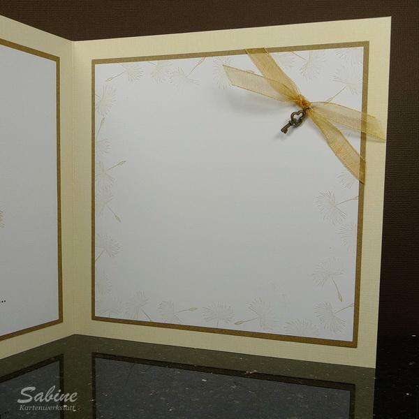 kartenwerkstatt zum einzug. Black Bedroom Furniture Sets. Home Design Ideas