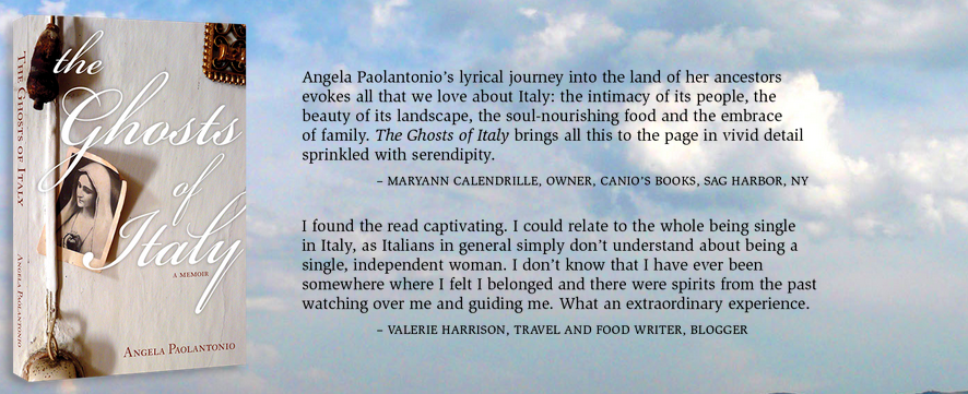THE GHOSTS OF ITALY Released September 2016 | CLICK THE BANNER TO BUY THE BOOK