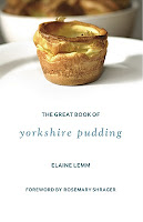 My Yorkshire Pudding or Rhubarb Book