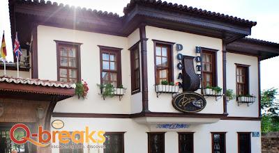 Q-BREAKS 3D/2N DOĞAN DELIGHT Doğan Hotel, Antalya, Turkey