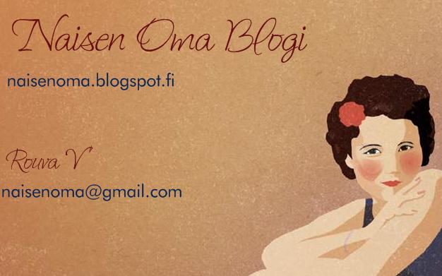 Naisen Oma Blogi